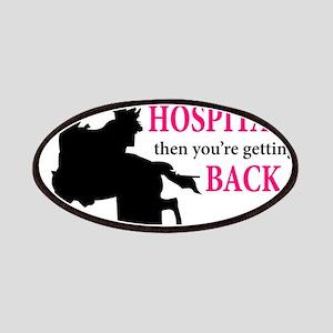 Barrel Racer: Hospital Patch