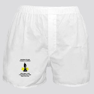 Architectural Pimp of the Year Boxer Shorts