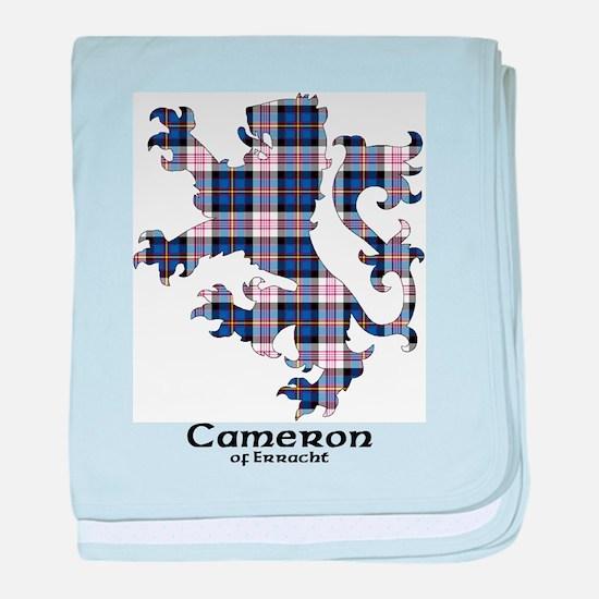 Lion-Cameron.Erracht dress baby blanket