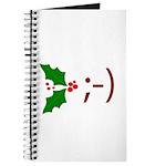 Wink Emoticon - Mistletoe Journal