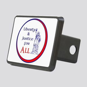 Liberty and Justice for All Hitch Cover