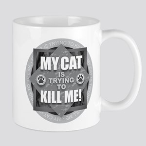 Cat Kill Mugs