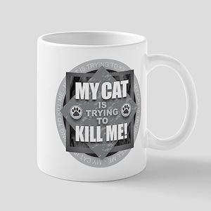 Cat Kill Mugs