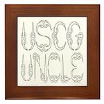 USCG Uncle Framed Tile