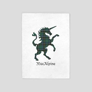 Unicorn - MacAlpine 5'x7'Area Rug