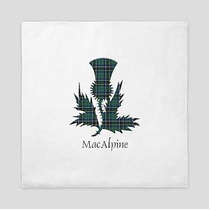 Thistle - MacAlpine Queen Duvet