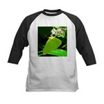 Cloudless Sulfur Butterfly Baseball Jersey