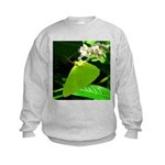 Cloudless Sulfur Butterfly Sweatshirt