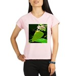 Cloudless Sulfur Butterfly Performance Dry T-Shirt