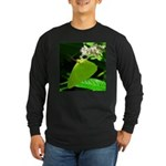 Cloudless Sulfur Butterfly Long Sleeve T-Shirt