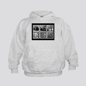 Photo Blocks Your Images Here Hoodie