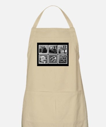 Photo Blocks Your Images Here Apron