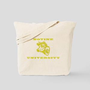Bovine University Tote Bag