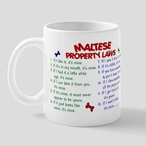 Maltese Property Laws 2 Mug