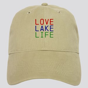 LOVE LAKE LIFE (TW) Cap