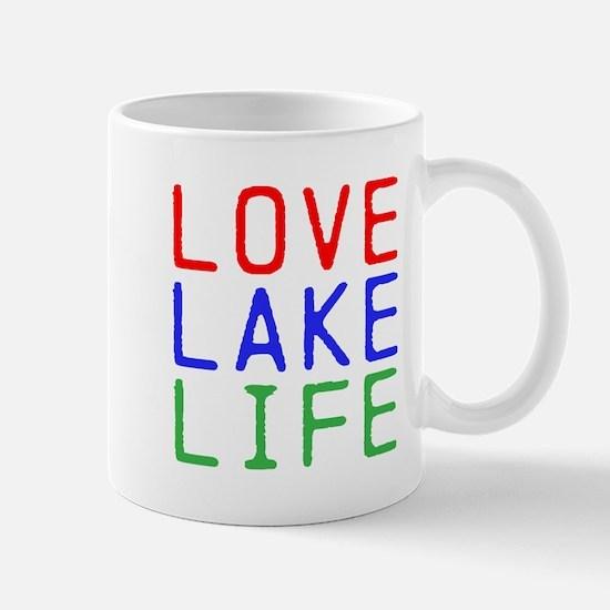 LOVE LAKE LIFE (TW) Mug