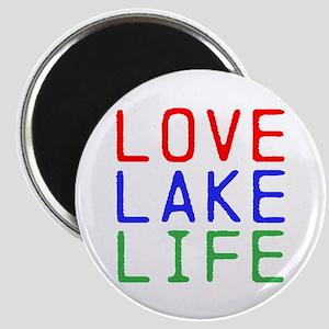 LOVE LAKE LIFE (TW) Magnet