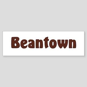Beantown Bumper Sticker