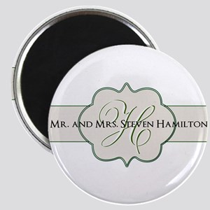 Elegant Names and Monogram Magnets
