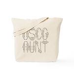 USCG Aunt  Tote Bag