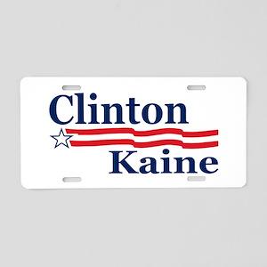 Clinton Kaine Campaign Aluminum License Plate