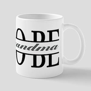 Grandma To Be (Split) Mugs