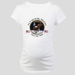 Vintage Aollo 11 T-shirt Maternity T-Shirt