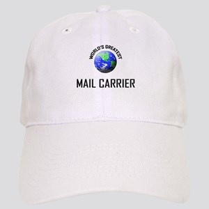 World's Greatest MAIL CARRIER Cap