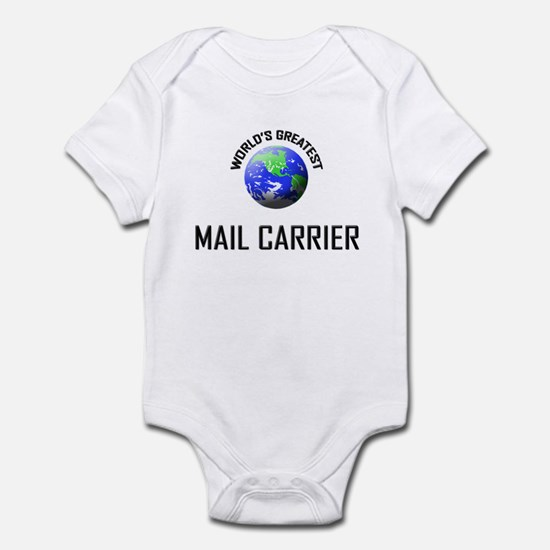 World's Greatest MAIL CARRIER Infant Bodysuit