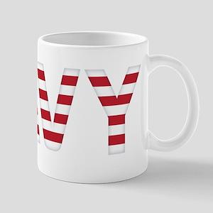 Navy Flag Mug