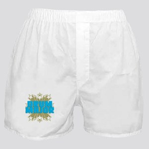 Star Drum Major Boxer Shorts
