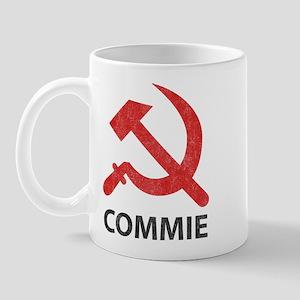 Vintage Commie Mug