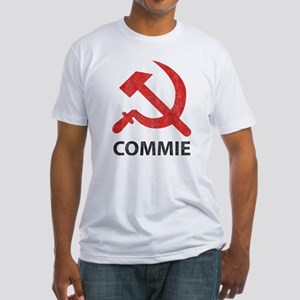 Vintage Commie Fitted T-Shirt