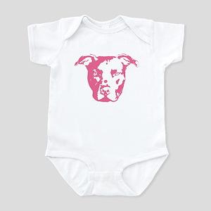American Pit Bull Terrier Infant Creeper