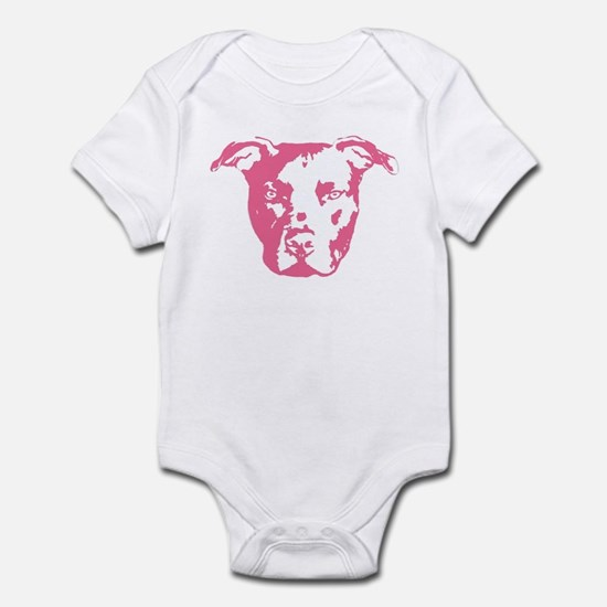 American Pit Bull Terrier Infant Creeper