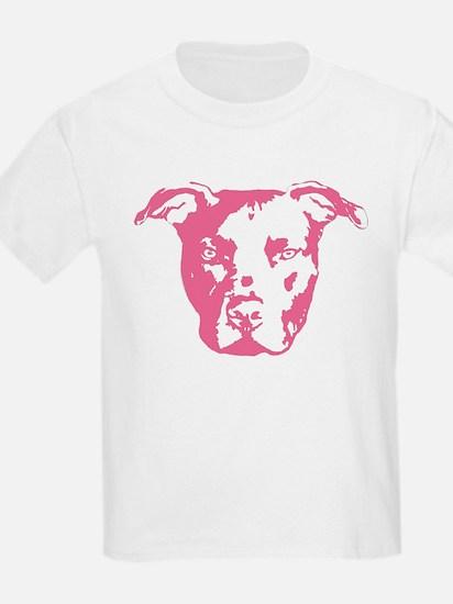 American Pit Bull Terrier Kids T-Shirt