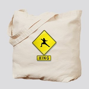 Fencer XING Tote Bag