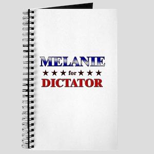 MELANIE for dictator Journal