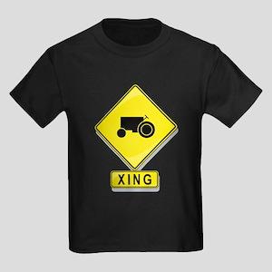 Farmer XING Kids Dark T-Shirt