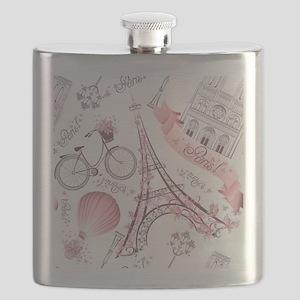 Paris Flask
