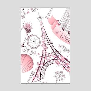 Paris Mini Poster Print