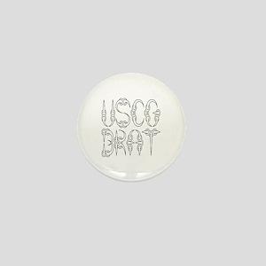 USCG Brat Mini Button