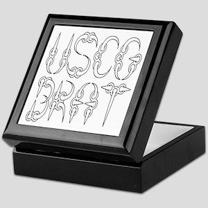 USCG Brat  Keepsake Box