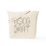 USCG Brat  Tote Bag