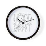 USCG Brat Wall Clock