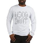 USCG Brat Long Sleeve T-Shirt