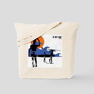 Endless Summer Surfer Tote Bag
