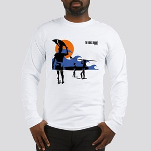Endless Summer Surfer Long Sleeve T-Shirt