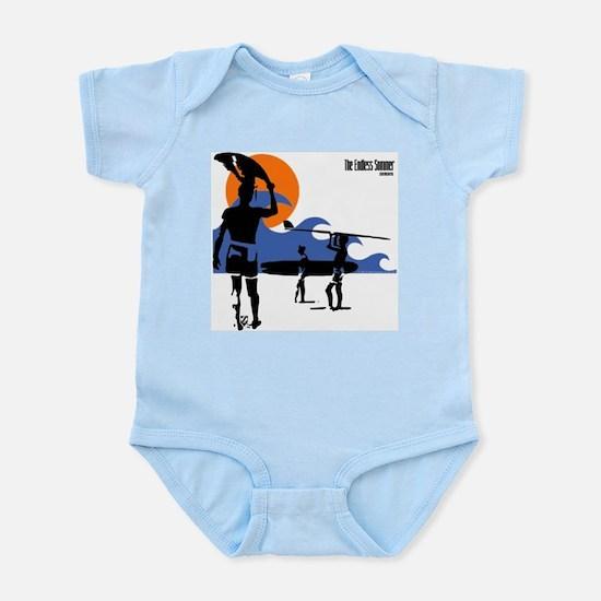 Endless Summer Surfer Infant Bodysuit