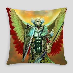warrior angel Everyday Pillow